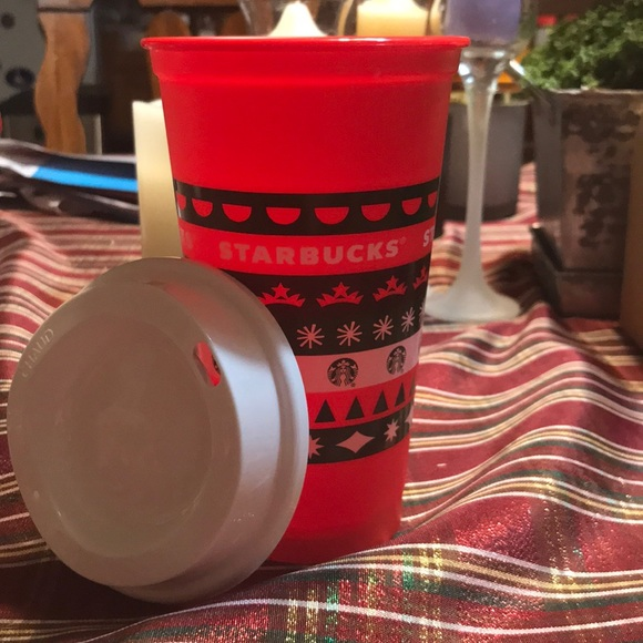 Starbucks Holiday 2020 Hot Reusable Cup
